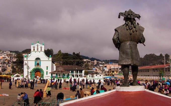 Rescatan a tres menores secuestradas en San Cristobal y detienen a tres sujetos en Chamula.
