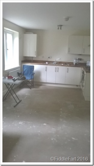 Kitchen Area 2 without carpet