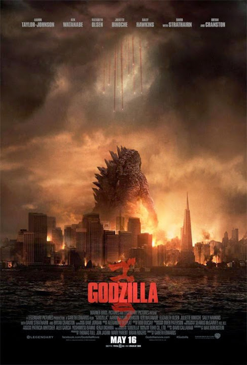 Godzilla (2014) V1