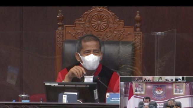 Hakim MK: Pemilu Indonesia Ruwet dan Rumit, Terlalu Banyak Pihak yang Terlibat