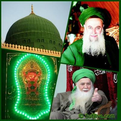 Anjuran Syaikh Nadzim Haqqani untuk menggunakan Pakaian Hijau