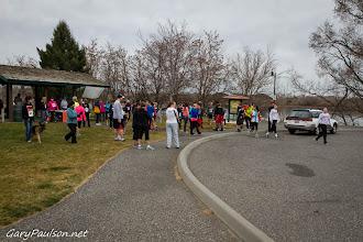Photo: Find Your Greatness 5K Run/Walk Pre-Race  Download: http://photos.garypaulson.net/p620009788/e56f63e70