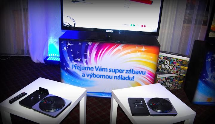 hudební Zábava Hudební simulator, Hudební firemní akce Hudební zabava, karaoke zabava