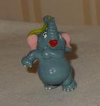 348 01-figurine bleue