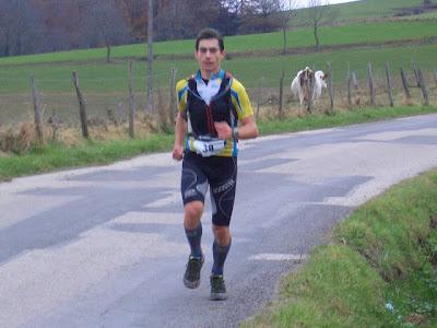 Trail de Saint-Héand 2012