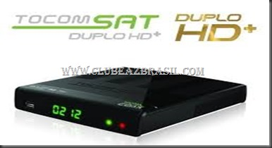 TOCOMSAT DUPLO HD PLUS