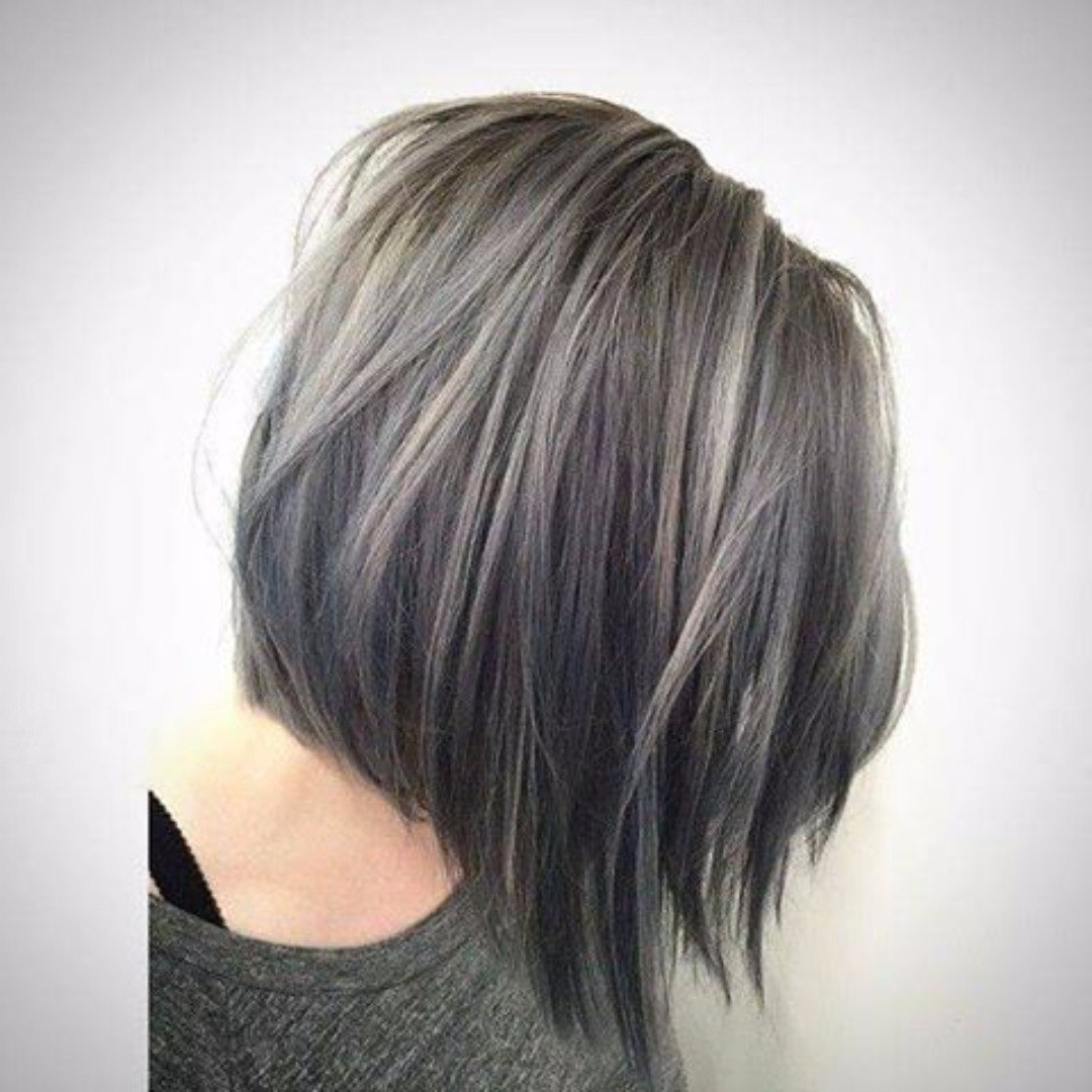 ATTRACTIVE SHORT HAIR COLOR STYLES FOR LADIES IN 2019 7