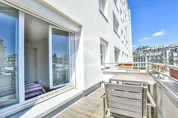 Appartement meublé 3 pièces 55,77 m2