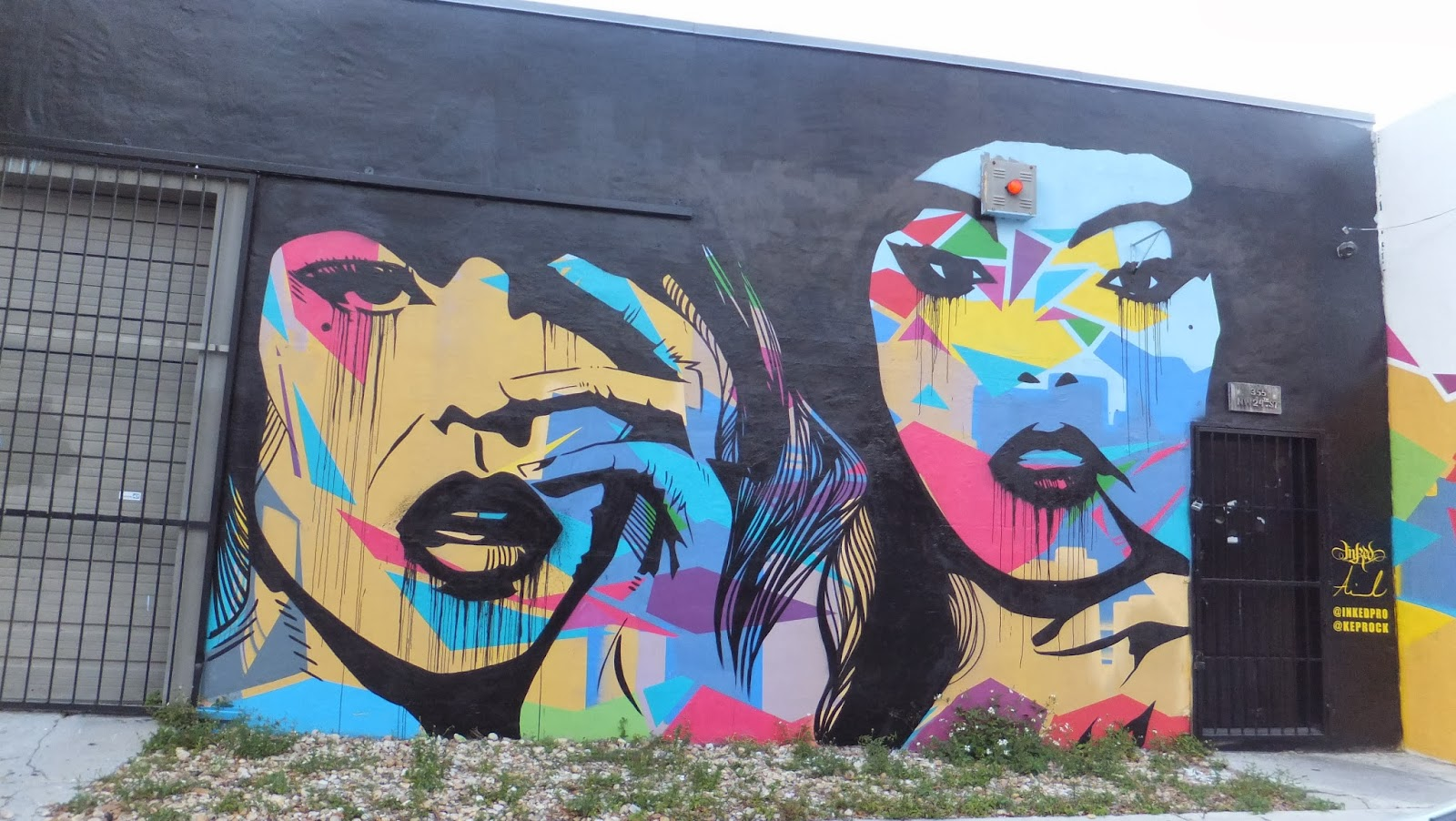 Wynwood, Arte Callejero, Street Art, Miami, Florida, Elisa N, Blog de Viajes, Lifestyle, Travel
