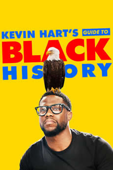 Capa Kevin Hart's – Guide to Black History Torrent
