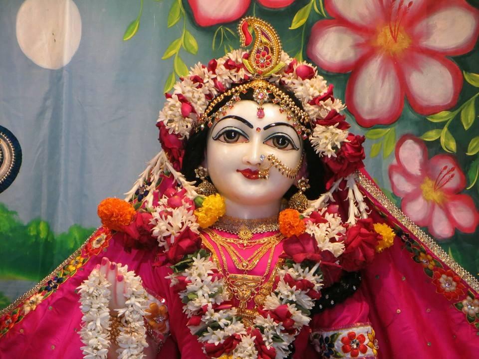 ISKCON Aravade Deity Darshan 21 Dec 2015 (5)