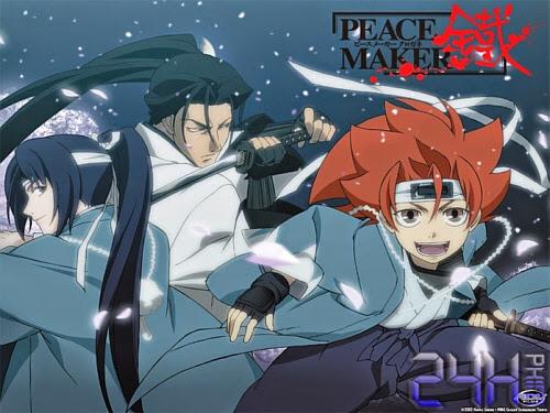 24hphim.net shinsengumi Peace Maker Kurogane