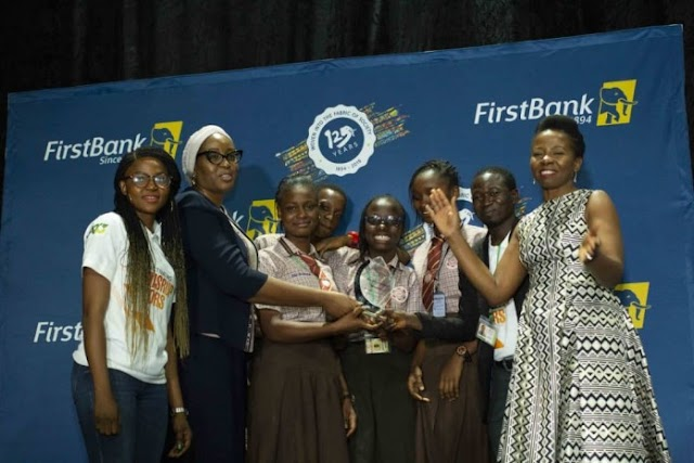 WINNERS OF 2019 FIRSTBANK SPONSORED NATIONAL COMPANY OF THE YEAR COMPETITION TO CONTEST IN THE AFRICA COMPANY OF THE YEAR COMPETITION