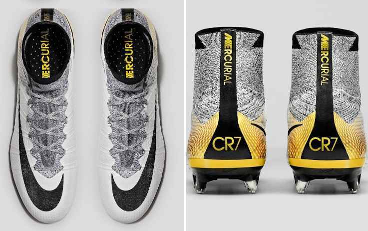 New Ronaldo Boot 2016 Nike Mercurial Superfly CR7 324k Gold (Revealed) 5f511be39