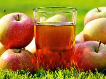 Польза яблок и сока