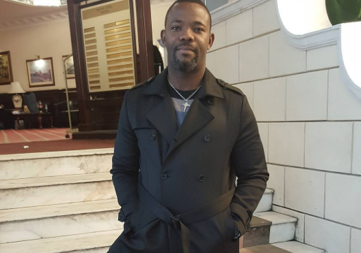 Have you ever heard that any President who loves his country went for medical checkup elsewhere - Okey Bakassi slams President Buhari (video)