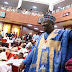 PHOTOS: Ahmed Lawan Sworn In As Senate President
