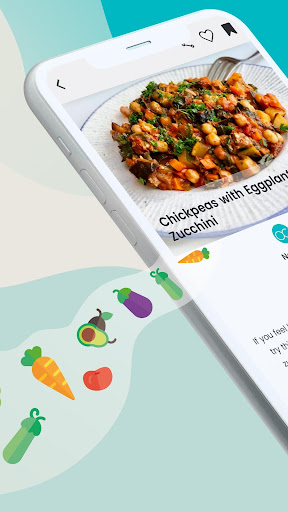 Nooddle - Eat healthy with whatu2019s in your fridge. screenshots 2
