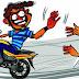 वाळवणे येथून १ लाख ८० हजार रुपयेची सोन्याच्या दागिन्या सह मोटरसायकल'ची चोरी !
