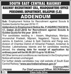 SECR Railway Addendum 2016