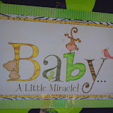 Baby Shower, Kennedy, Vera and Mike