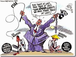 Free trade liar