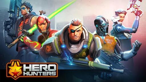 Download Hero Hunters v0.8.1 APK - Jogos Android