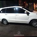 Hendak Menyebrang, Pejalan Kaki Tertabrak Mobil Xenia di Mojoagung