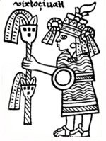 Huixtocihuatl, Gods And Goddesses 3