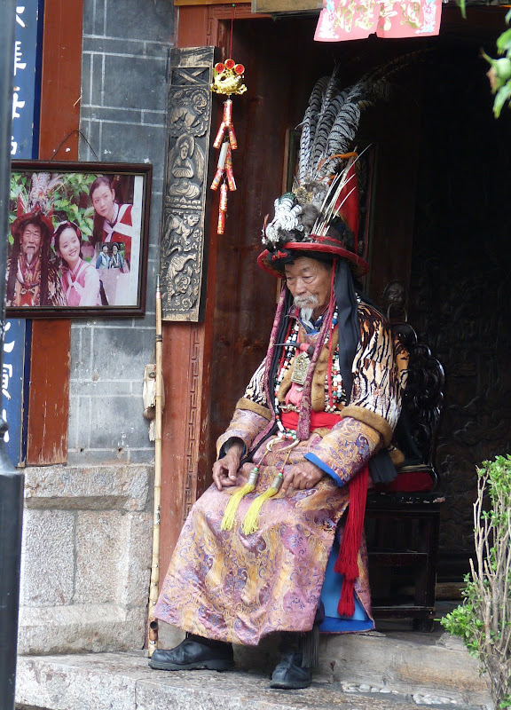 Chine. Yunnan.LIJIANG , Dragon snow mountain,puis lac LUGU - P1230665.JPG