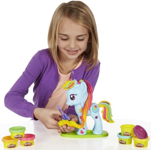 Bột nặn Trang trí My Little Pony Play-Doh B0011 có thiết kế rất sinh động