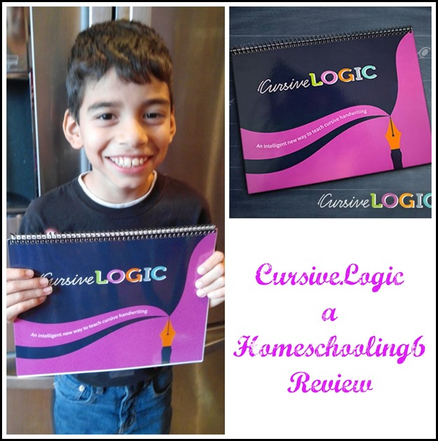 CursiveLogic a Homeschooling6 Review