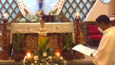 Maria: Bunda Yang Bersama Dalam Ziarah Doa