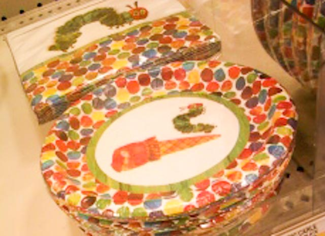 The Very Hungry Caterpillar First Birthday Party - The Thrifty Abode