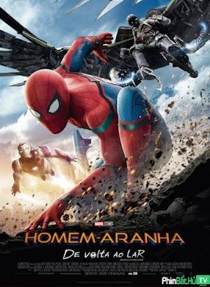 Phim Người Nhện: Trở Về Nhà - Spider Man: Homecoming (2017)