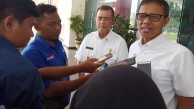 Acuhkan Imbauan Swab Test, Gubernur Irwan Prayitno Meradang.