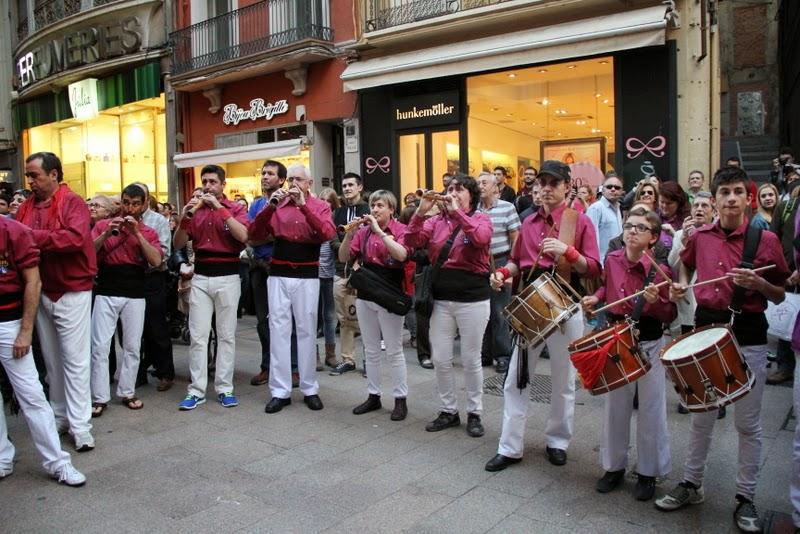 19è Aniversari Castellers de Lleida. Paeria . 5-04-14 - IMG_9619.JPG