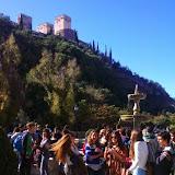Noviembre 2014 - 1º de Bachillerato en Granada