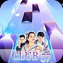 Club57 Piano Tiles icon