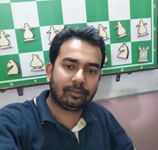 Rakesh Chakraborty online chess