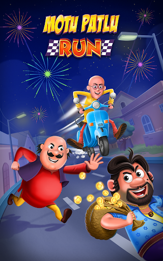Motu Patlu Run  captures d'écran 1