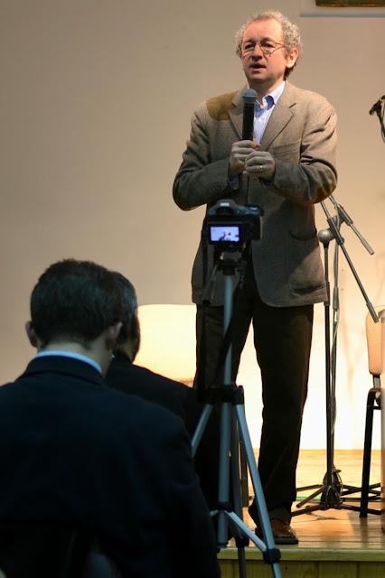 Conferinta Despre martiri cu Dan Puric, FTOUB 097
