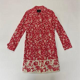 Tocca Floral Coat
