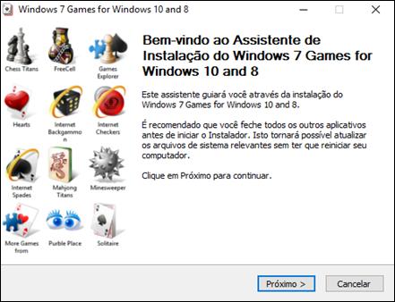 Como baixar clássicos do Windows 7 no Windows 10 - Paciência, Free cell, Campo Minado, entre outros…- Visual Dicas