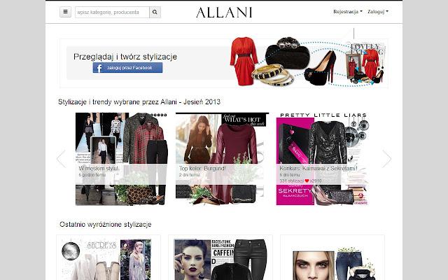 Allani.pl Widget