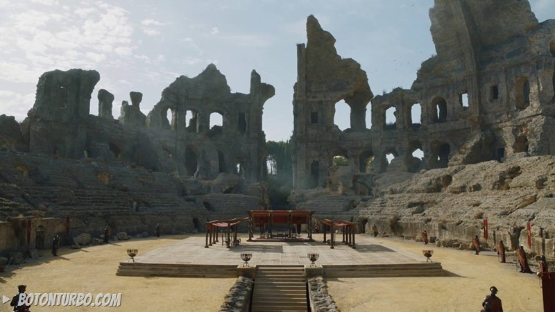 "Game of Thrones 7x07: ""El dragón y el lobo"""