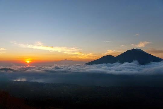 Батур, Бали