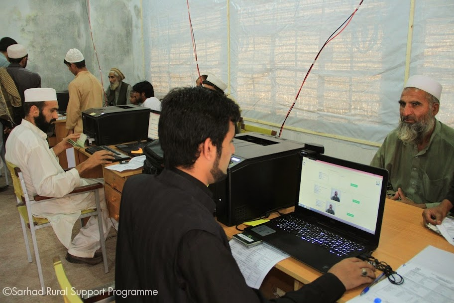 Online Data verification for Issuance of VRF to the Returnees