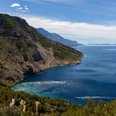 Croatia Part 5 - from Split to Montenegro