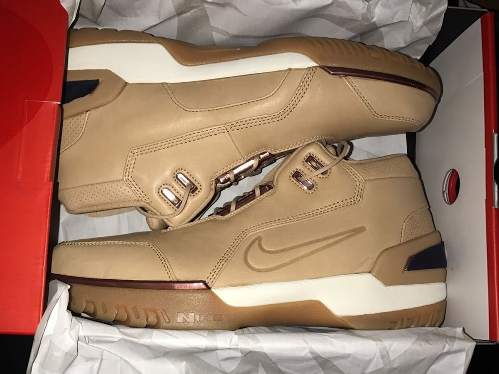 pretty nice a54cb 14e4a Nike Air Zoom Generation Retro is Part of 5 Decades Basketball Collection  ...